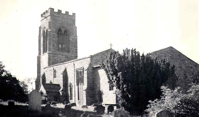 Church of St Mary the Virgin, Staverton, Northamptonshire