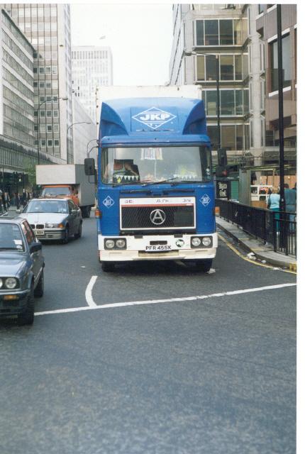 A302 Victoria street, London