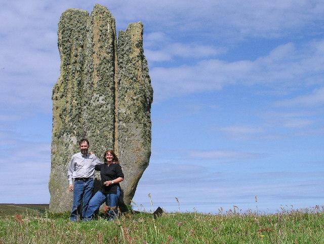 Stone of Setter, Isle of Eday