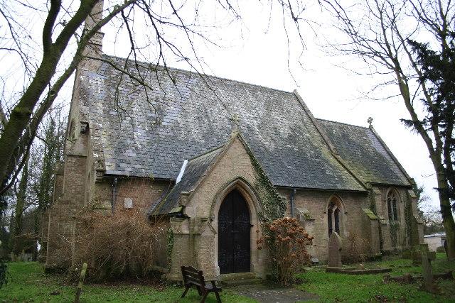 St.Margaret's church, Saleby, Lincs