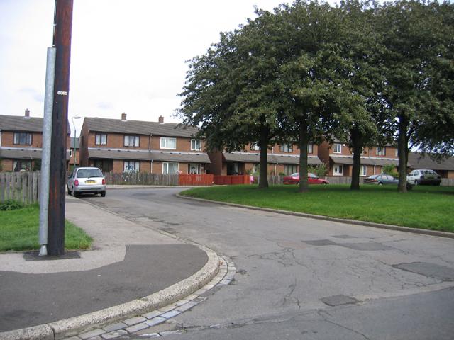 Cooper Square, Gilesgate, Durham