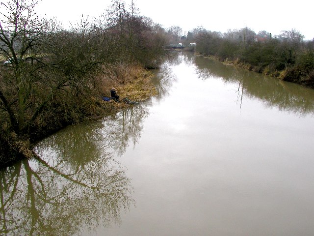 The River Derwent at Elvington