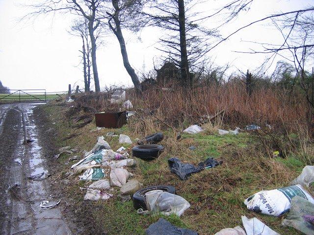 Dumping, Pomathorn.