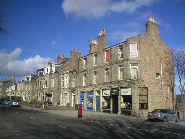 Holburn Street, Aberdeen