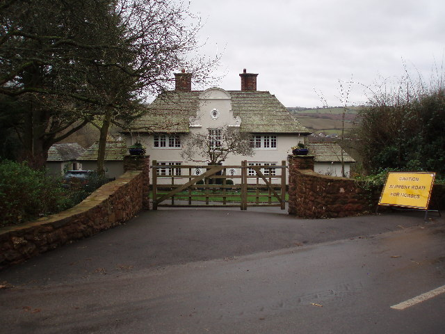 House at Cowbridge Cross.