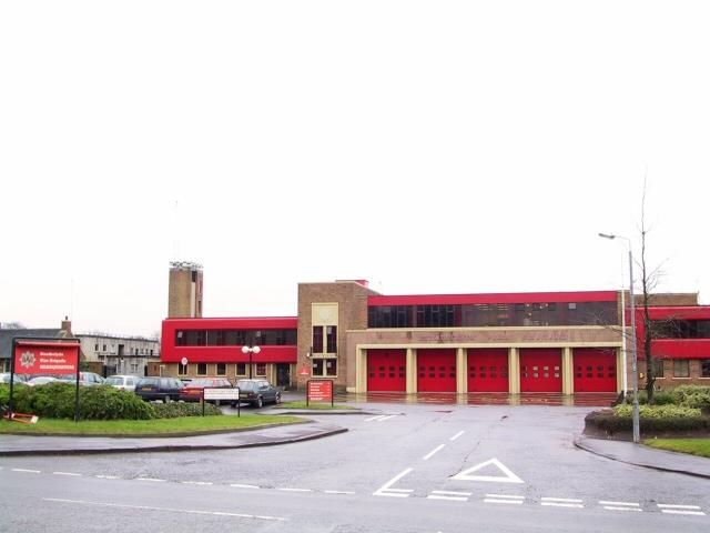 Strathclyde Fire Brigade
