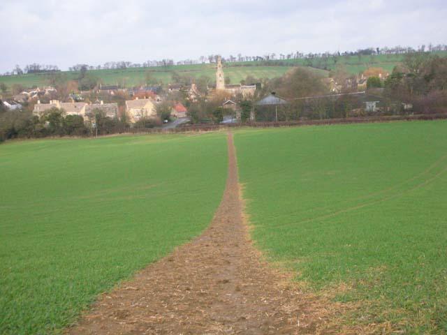 Polebrook Village