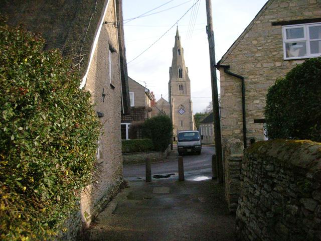 Polebrook Church