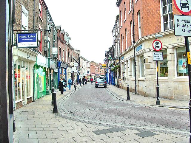 Selby, Finkle Street