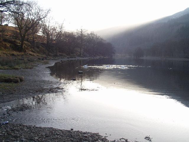 Loch Lubnaig near Callander