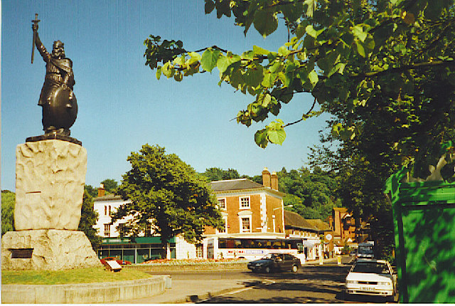 King Alfred the Great, Winchester