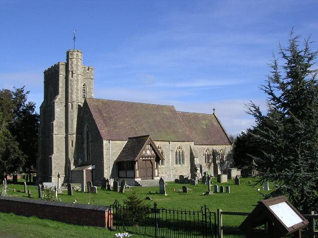 Minsterworth Church.  St. Peter