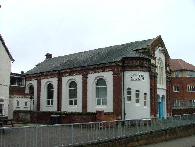 Methodist Church - Stevenage Old Town.