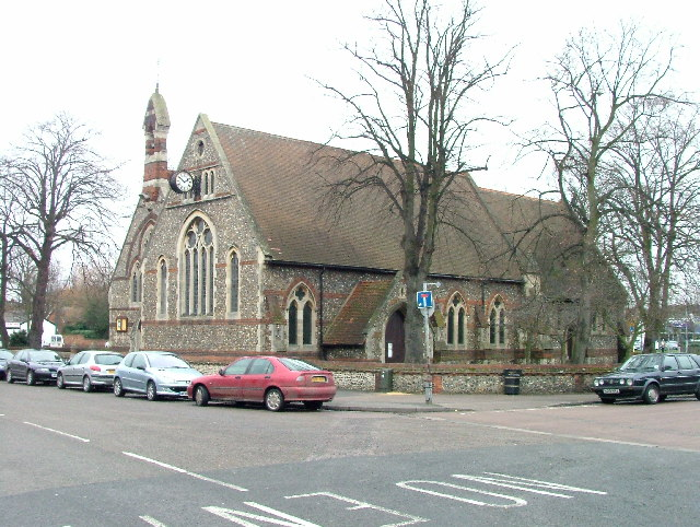 Holy Trinity Church, Stevenage Old Town.