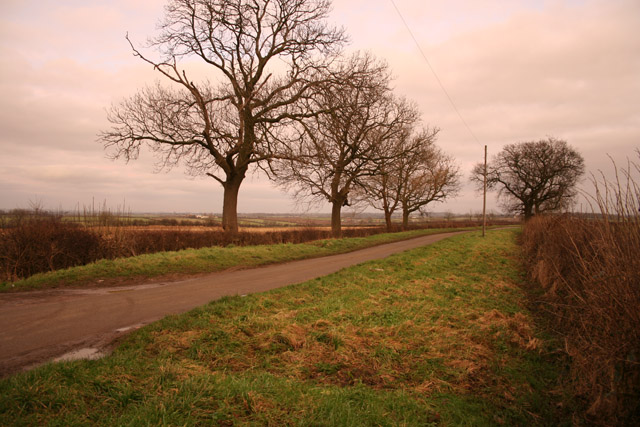 Ridgemere Lane near Queniborough