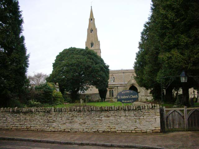 Barnwell St Andrew's Church