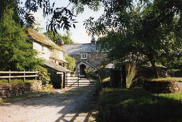 Blisland: Trehudreth Mill