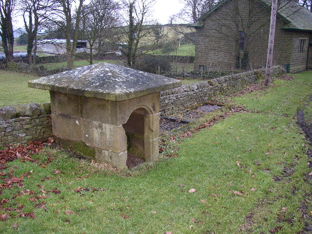 Village well, Great Timble, North Yorkshire