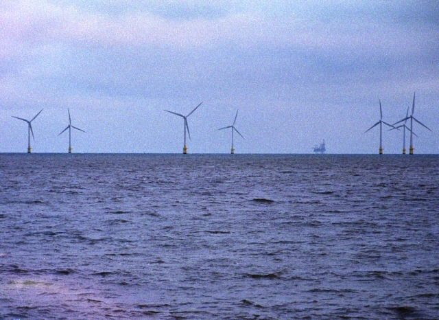 Windfarm at Caister