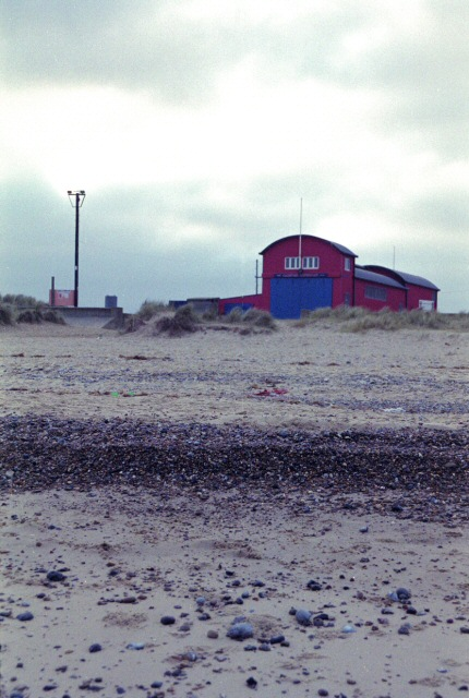 Caister Lifeboat Station