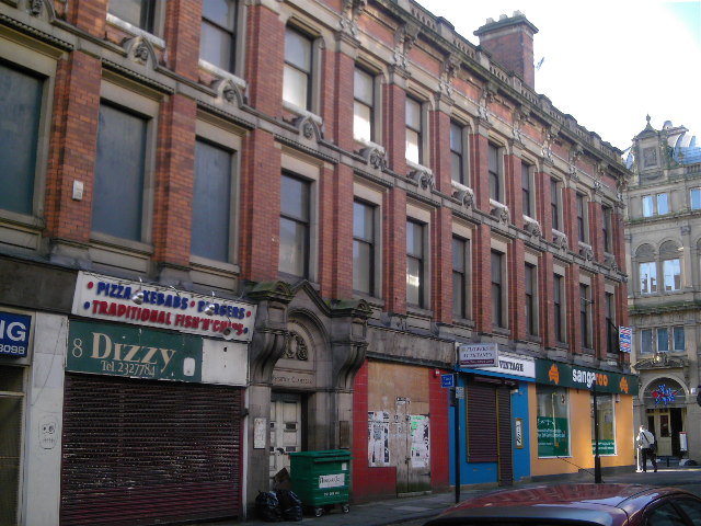 Worswick Street