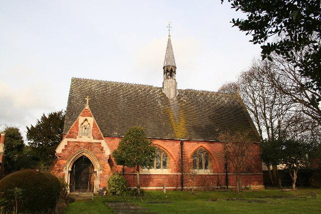 St.Anne's Bedehouses chapel