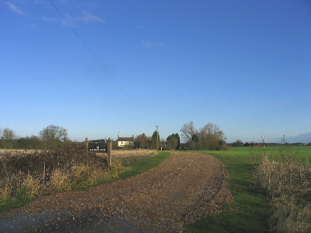 Spriggs Farm near Norton Heath