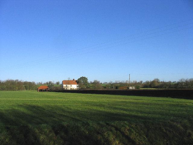Windmill Farm, near Willingale