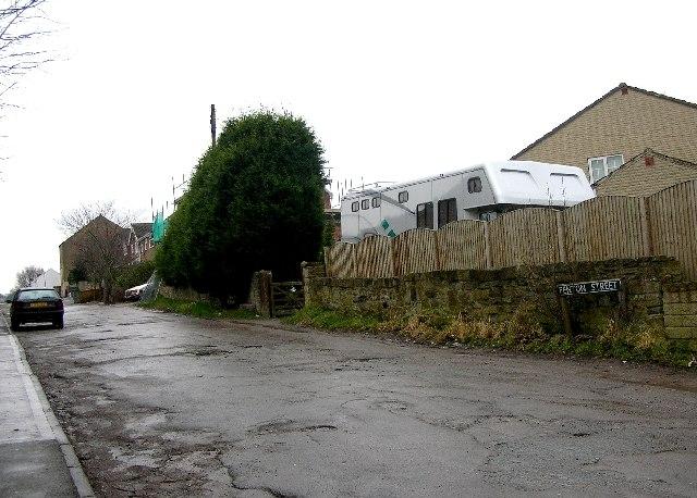 Eckington - Fenton Street (off Dronfield Rd)