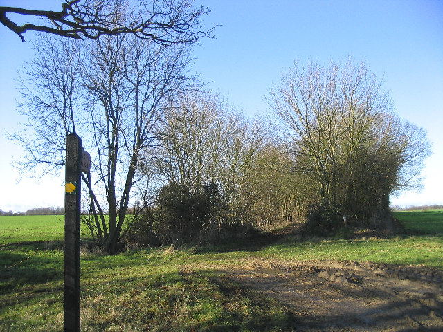 Bridleway, Roxhall