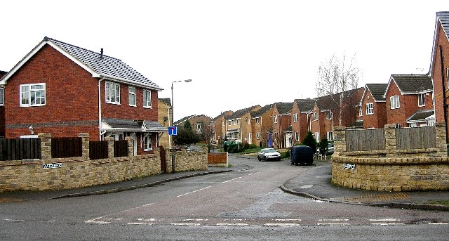 Eckington - Watermede Estate