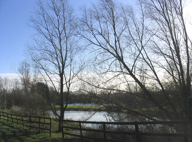 Newland Hall Fishing Lakes
