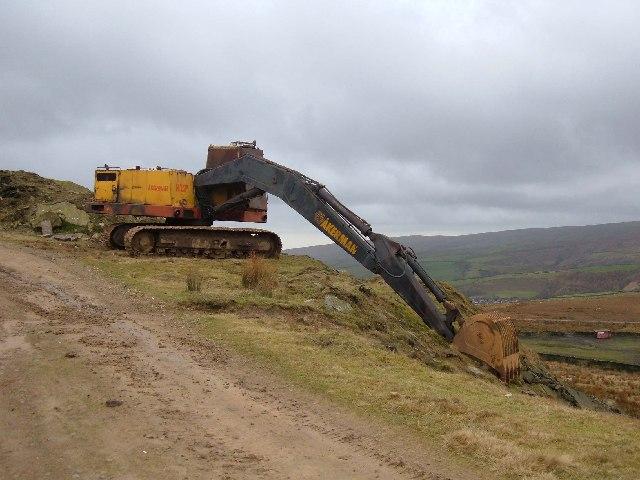 Quarry machinery