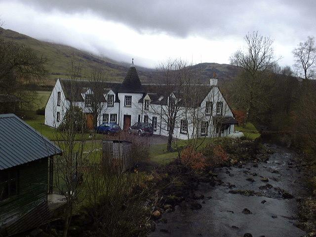 House at Auchlyne