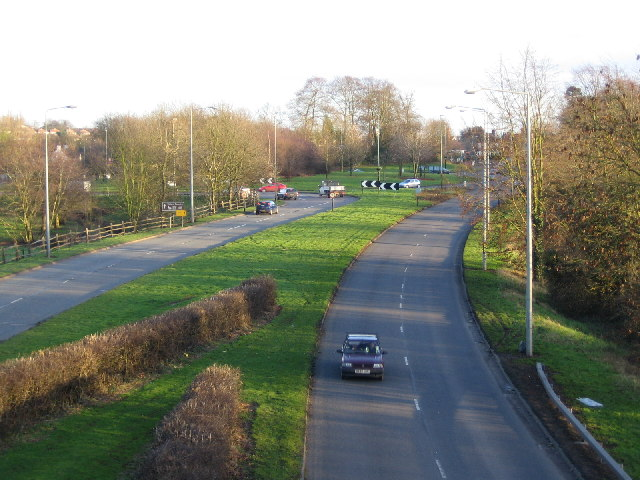 A4114 Allesley Bypass (Pickford Way)