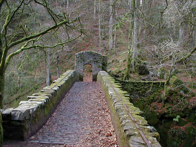 Bridge at The Hermitage