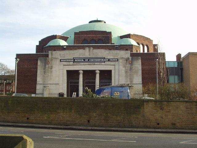 Northern School of Contemporary Dance, Chapeltown Road, Leeds