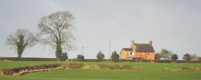 Ox Hayes Farm, Church End