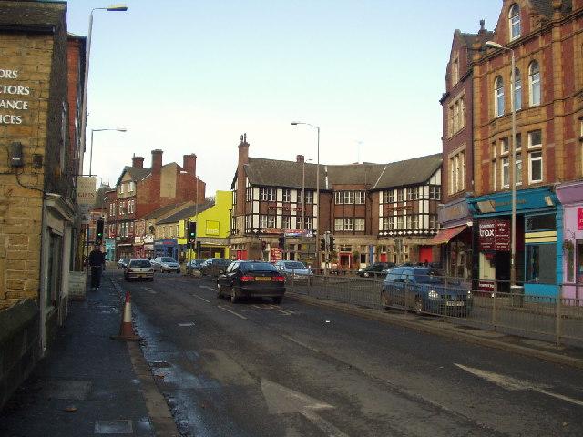 Hyde Park Corner, Leeds