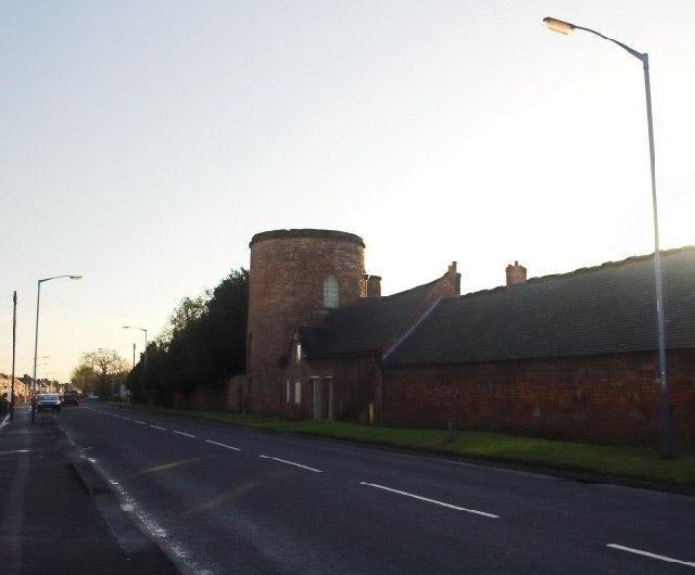 Round Towers, Stockingford