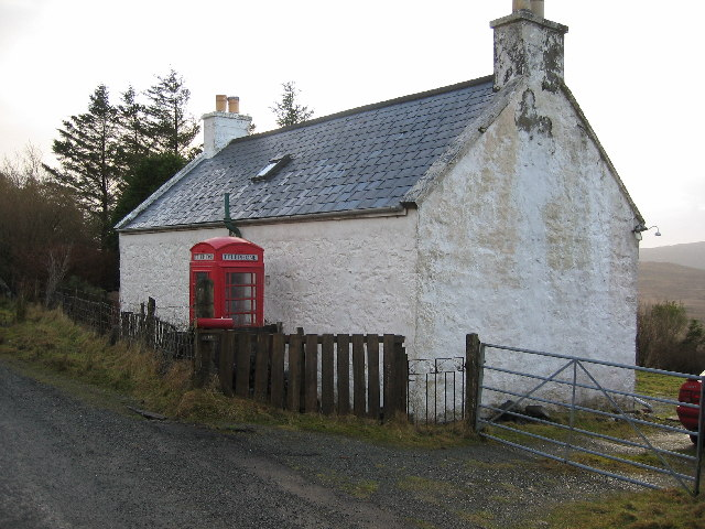 Glenmore Telephone Box