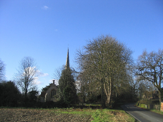 Parish Church, Good Easter, Essex