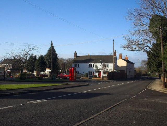 Shustoke village