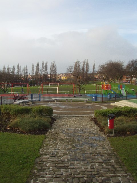 Recreation ground, Chapeltown Road, Leeds