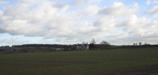 Halfway House Farm, near Hoar Hall and Holt Hall Farm!