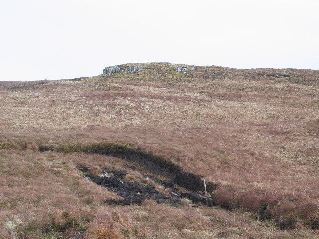 Moorland south of Ben Grasco