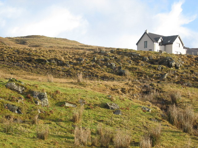 New House above Torvaig
