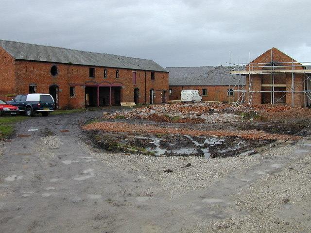Ridley Green Farm, Outbuildings