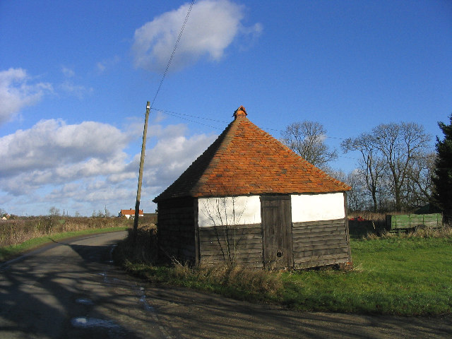 Old farm building, Bailey's Farm near Pleshey