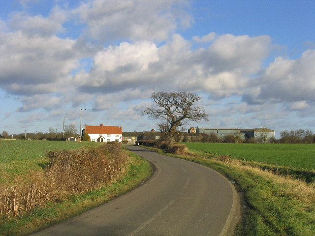 Linsteads near Pleshey